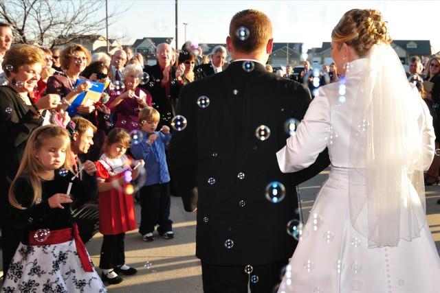 Waukee Iowa Wedding Photographer
