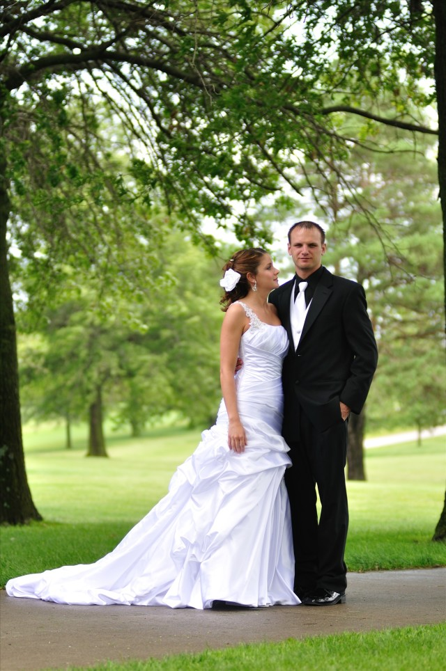 Centerville Iowa Wedding Photographer