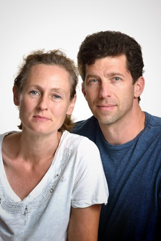 Brandon and Anne Burnett - Des Moines Iowa Photographers