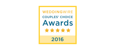 WeddingWire Couples Choice Award Des Moines Iowa
