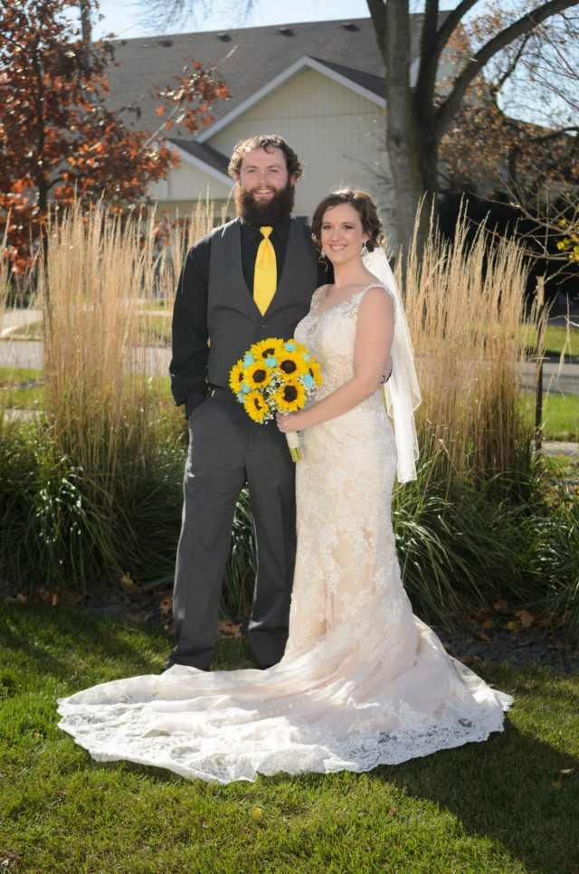 colfax iowa wedding photography