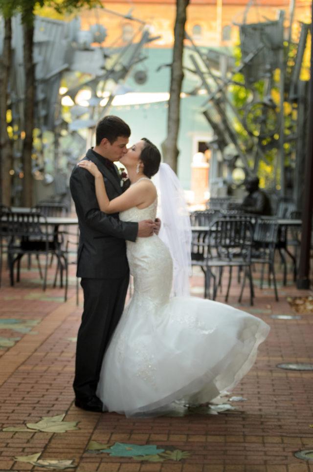 Hotel Pattee Wedding Photography